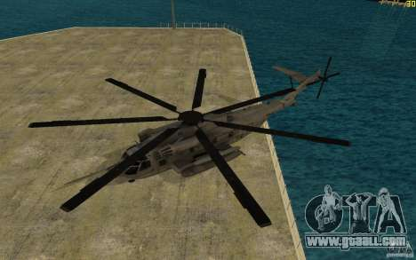 ENB v1 by Tinrion for GTA San Andreas sixth screenshot
