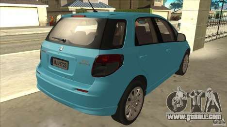 Suzuki SX4 Sportback 2011 for GTA San Andreas right view