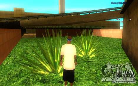 New textures of El Corona for GTA San Andreas third screenshot
