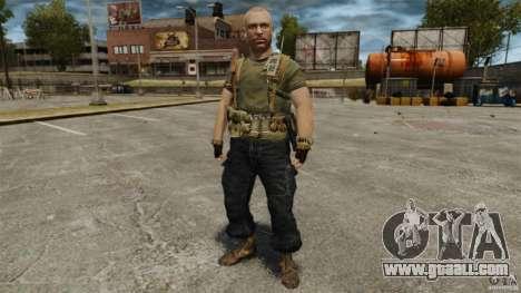 Jason Hudson for GTA 4 sixth screenshot
