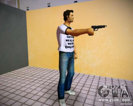 Pak from GTA 4 the Lost and Damned for GTA Vice City third screenshot