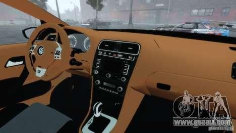 Volkswagen Polo v1.0 for GTA 4 side view