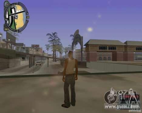 iCEnhancer beta for GTA San Andreas