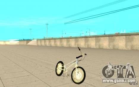 Trail Bike Chrome for GTA San Andreas