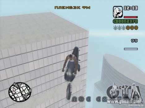 Stop time for GTA San Andreas third screenshot