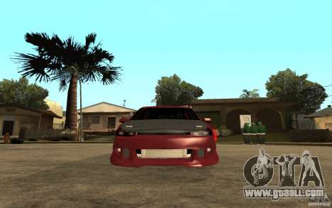 Volkswagen Golf GTI 3 Tuning for GTA San Andreas right view