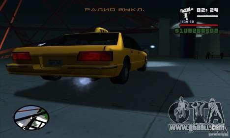 Enb Series HD v2 for GTA San Andreas ninth screenshot