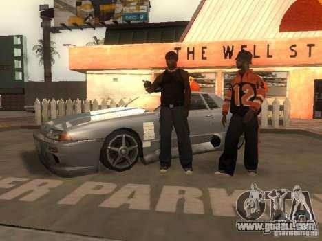 Reality GTA v2.0 for GTA San Andreas sixth screenshot