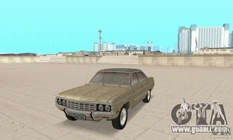 AMC Matador 1971 for GTA San Andreas