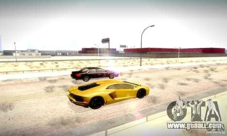 Drag Track Final for GTA San Andreas seventh screenshot