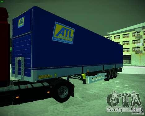 Schmitz ATL for GTA San Andreas