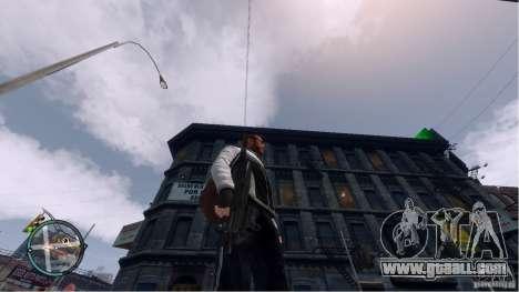 FN P90 for GTA 4 second screenshot