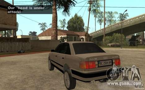 Audi 100 C4 1992 for GTA San Andreas