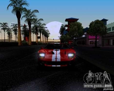 Real World v1.0 for GTA San Andreas sixth screenshot