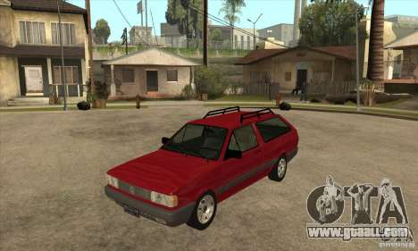 VW Parati GL 1994 for GTA San Andreas