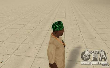 Bandanas matrix for GTA San Andreas second screenshot