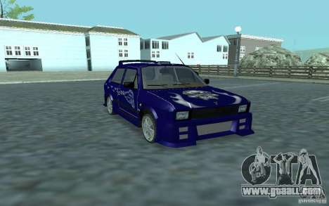Yugo 45 Tuneable for GTA San Andreas inner view