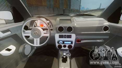 Volkswagen Gol G4 Rallye for GTA 4 right view