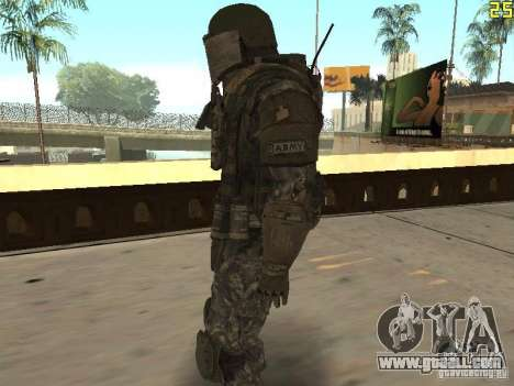 Combat soldiers from CoD: Mw2 for GTA San Andreas second screenshot