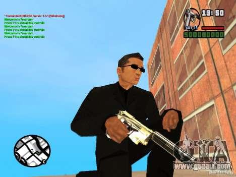Gun Pack by MrWexler666 for GTA San Andreas eighth screenshot