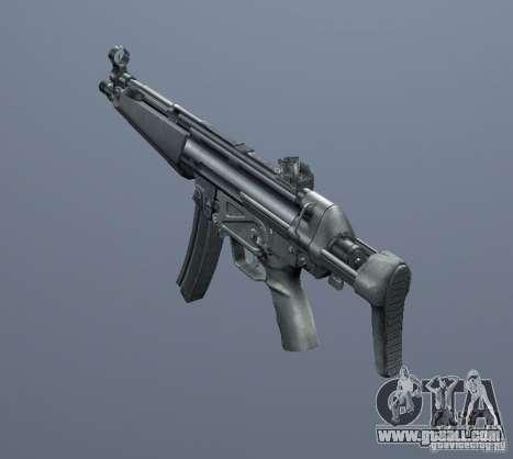 Gunpack from Renegade for GTA Vice City fifth screenshot