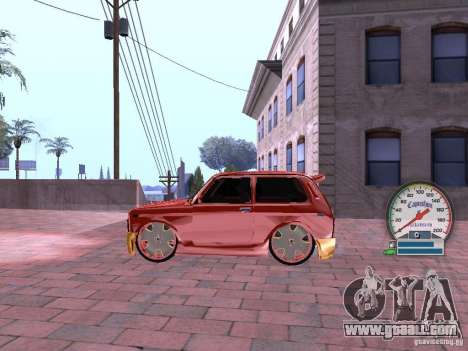 VAZ 21213 for GTA San Andreas right view