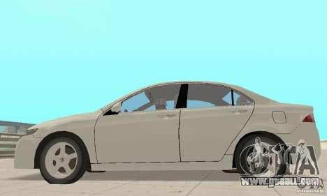 Honda Accord Comfort 2003 for GTA San Andreas right view