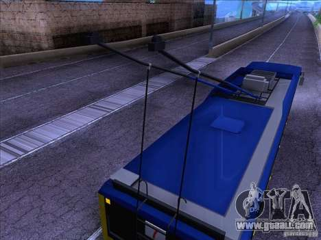 ElectroLAZ-12 for GTA San Andreas right view