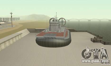 Hovercraft for GTA San Andreas