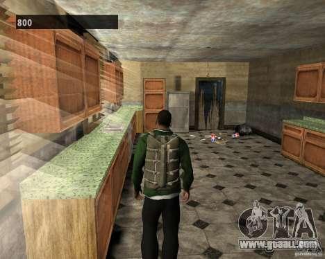Hidden interiors 3 for GTA San Andreas sixth screenshot