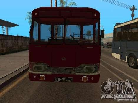 LIAZ 677 Excursion for GTA San Andreas