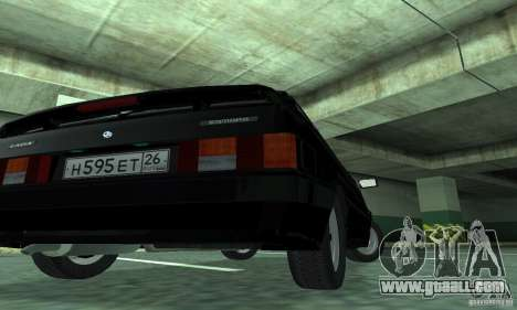 Vaz 2113 Suite v.1.0 for GTA San Andreas right view