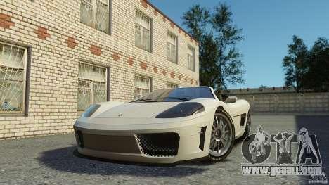 Turismo Spider for GTA 4