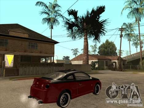 Chevrolet Cobalt ss Tuning for GTA San Andreas right view