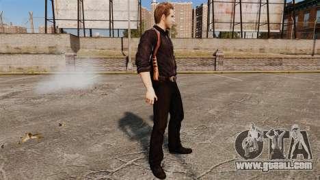 Ryan Reynolds (Nick Walker) for GTA 4 second screenshot