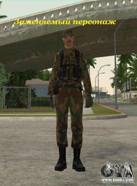 Skins Of S.T.A.L.K.E.R. for GTA San Andreas tenth screenshot