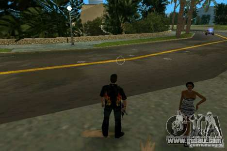 Manual Aiming for GTA Vice City