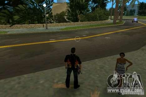 Manual Aiming for GTA Vice City