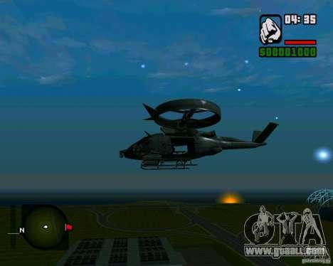 SA-2 Samson for GTA San Andreas