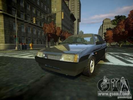 VAZ 2109 for GTA 4