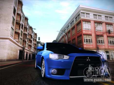 Realistic Graphics HD for GTA San Andreas