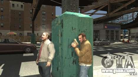 Uzi Skin for GTA 4 third screenshot