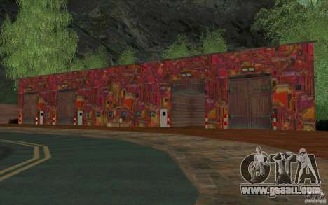 A new village Dillimur for GTA San Andreas eighth screenshot