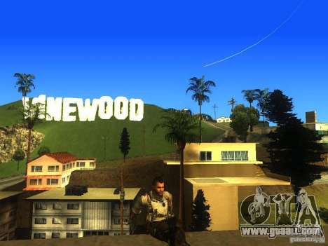 Animation Mod for GTA San Andreas tenth screenshot