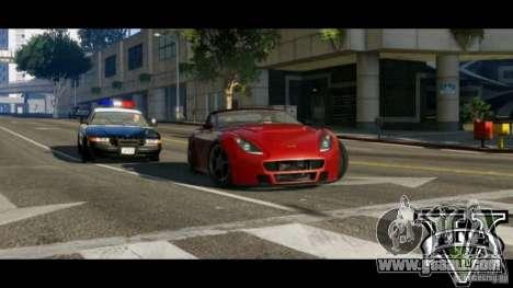 GTA 5 LoadScreens for GTA San Andreas eighth screenshot