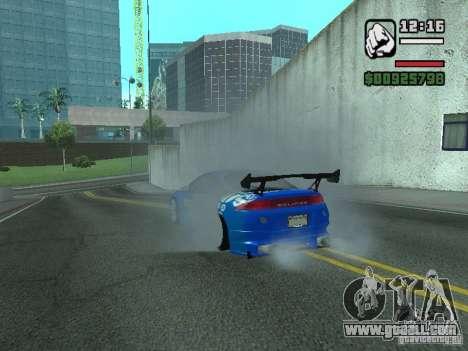 Mitsubishi Eclipse Tunning for GTA San Andreas right view