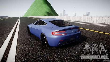 Aston Martin V8 Vantage V1.0 for GTA 4 back left view