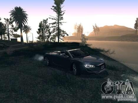 ENB Series By Raff-4 for GTA San Andreas second screenshot