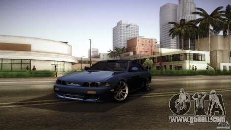Nissan Silvia S14 Zenk for GTA San Andreas side view