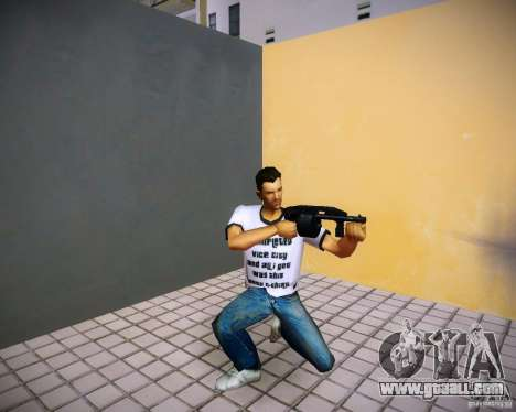 Pak from GTA 4 the Lost and Damned for GTA Vice City